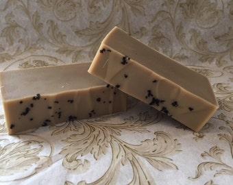 Orange Cocoa Coffee Soap