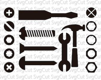 Tools svg bundle - Tools digital download- tools clipart - tool digital download files svg, png, dxf
