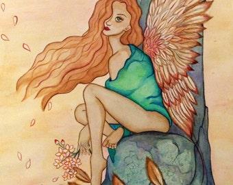 Fairy Contemplation