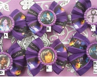 Prince Purple Rain Bow