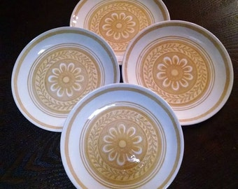 1960's Cavalier Calablanca Royal China salad plates