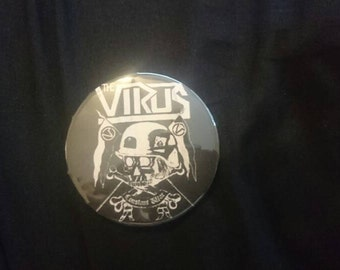 The Virus pin