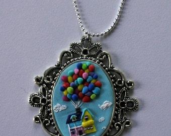 Cameo necklace Up Disney pixar