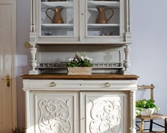 Shabby Chic Dresser Etsy UK