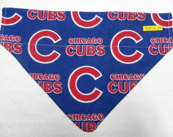 Cubs Dog Bandana - MLB - Major League Baseball - Chicago Cubs