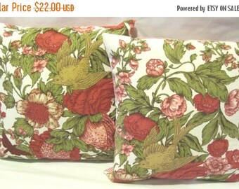 HALF OFF Vintage Reclaimed Fabric Home made Pillow Covers