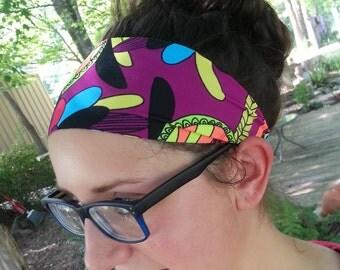 Headband  - Activewear Headband - Spandex - Headband for Women - Yoga Headband - Runner Headband - Comfort fitting headband - Sports