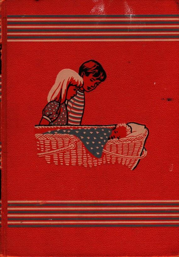 Childcraft Volume 12 Guide Index - 1949 - Vintage Kids Book