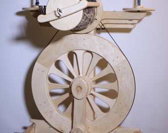 Mach III SpinOlution Spinning Wheel, layaway available