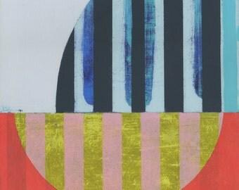 Kilter - Original Abstract Art Painting