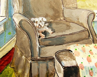 The Dog's Chair