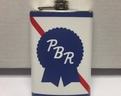 PBR Hip Flask by jDUCT