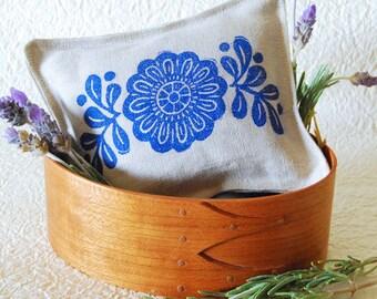 Organic Lavender Sachet -Floral Arch