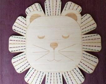 The Slumbering Lion