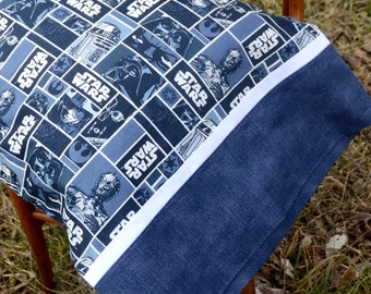 STAR WARS, Standard Pillowcase, little boys bedroom bedding