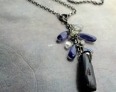 RESERVED Ancient Hematite Necklace RESERVED