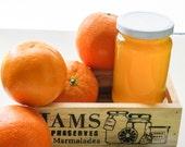 No Bits Orange Jelly Marmalade, No Peel Marmalade, Clear Marmalade, Seville Orange Marmalade