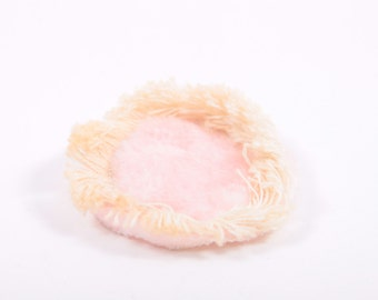 Strawberry Shorcake Vintage Bathroom Rug Cute Pink And Fuzzy ~ The Pink Room ~ 160905