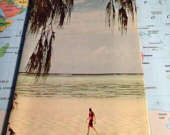 Vintage This is Australia Brochure Queensland Tasmania Travel Explore