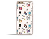 Office Gift Cat Phone Case Office Cats Cute iPhone 6s Samsung Galaxy S7 Case Galaxy S6 Note 5 Case