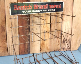 Free Shipping  Metal shelf Scotch Tape store display wire studio mugs Jewelry Ornaments