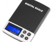 Scale for DIY Skin Care Grams Ounces Tare Feature Stainless Steel Pocket oz gm Scales