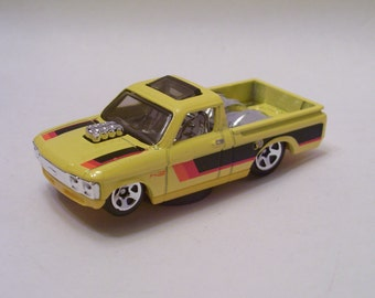 1972 Chevy Luv Pickup Truck : Die Cast, Hot Rod, Man Cave, Refrigerator, Tool Box, Magnet, Stocking Stuffer