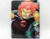 Sewn Comic Book Wallet - Thundercats - Lion-O Design 1