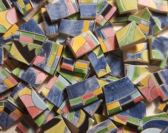 Mosaic Tiles 135 Abstract MIX of China Mosaic Tile