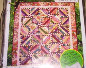 Intertwined - Throw Size Quilt Kit