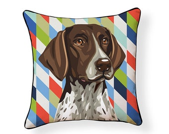 Pooch Décor: Pointer Pillow
