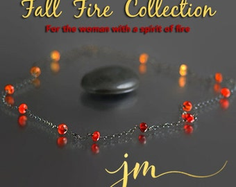 Fall Fire Collection - Part 1 - Opal Jewelry - Pink Mexican Ethiopian Blue