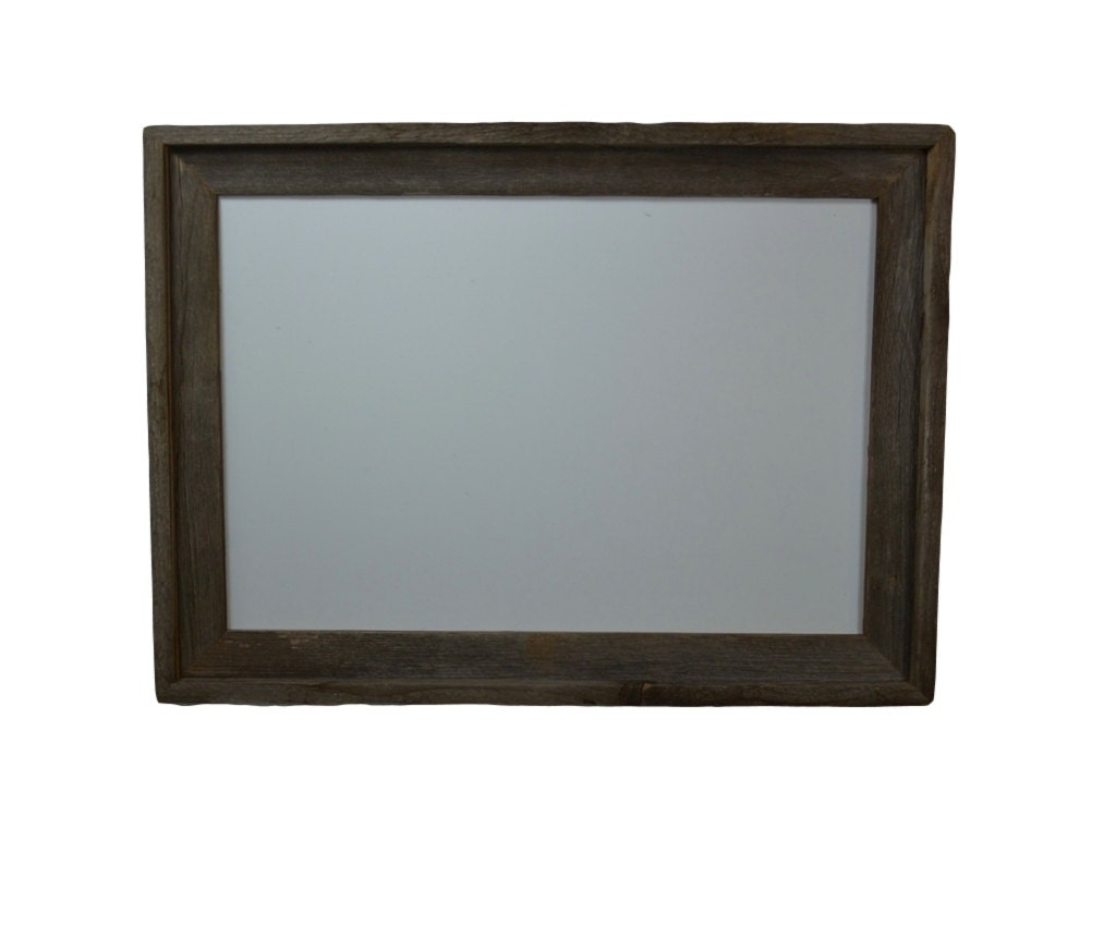 13x19 rustic barn wood poster frame