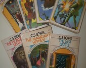 Chronicles of Narnia by C.S. Lewis, Complete Set Books 1-7