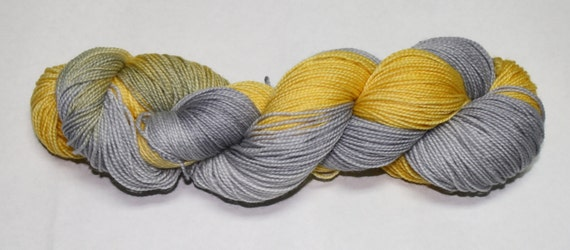 Sleigh Bells Hand Dyed Sock Yarn