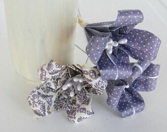 lily paper flower custom