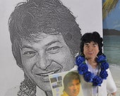 Don Ho Celebrity Doll Miniature Famous Singer Handmade Creative Art