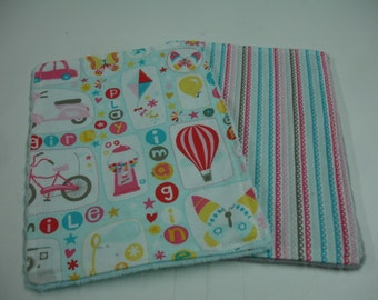 Girl Crazy Baby Quick Wipe Set READY TO SHIP
