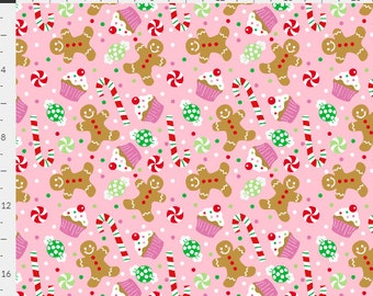 Pet Clothing Christmas  Sweet and Simple Stylish Pajamas To Order with Spoonflower Fabric