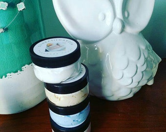 Gift for Her. Moisturizers. Best Friend Stocking Stuffer. TOASTED COCONUT Body Butter. MINI Size. Summer. Fall. Best Friend Birthday. new