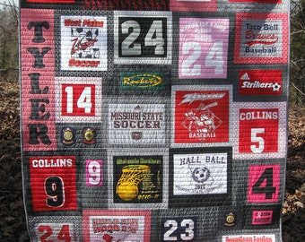 memory quilt, t-shirt quilt, nap quilt, lap quilt.......made to order