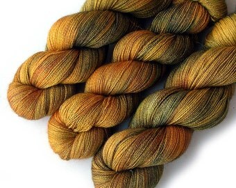 Lace Yarn Baby Alpaca, Silk and Cashmere - Great Plains, 870 yards