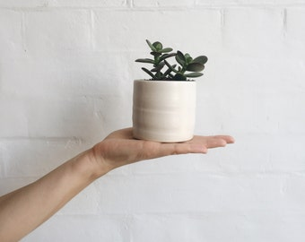 Small Plant Pot (Listing for Hannah and Simon's Wedding Registry)