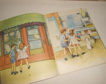 Vintage Come and Ride Children's Book