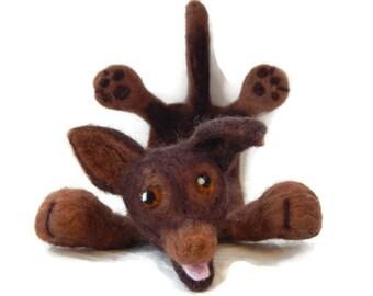 Personalised  Dog Bookmark, Splat Australian cattle dog Bookmark, cattle dog personalised bookmark, Customized dog bookmark