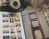 Dream San Francisco postcard book, San Francisco photography book by Myan Soffia - Quarto Publishing, signed, California photos