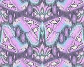 NEW - Atlas Amethyst Butterfly - Tula Pink fabric PWTP070.AMETH