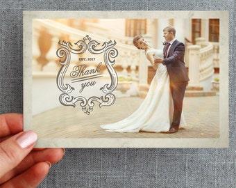 """Digital File - Custom Postcards - Vintage """"Newburry Style"""""""