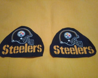 Pittsburgh Steelers iron on appliques