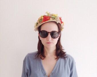Vintage Marche Exclusive Spring In Bloom Hat